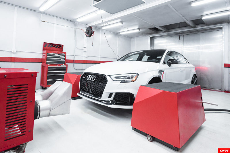 APR RS3 Stage 3 Dyno